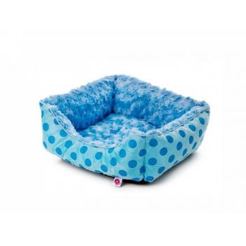 Pat Catel Puppy S 45 X 40 X 16 cm, Blue imagine