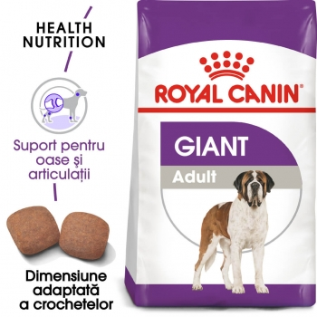 Royal Canin Giant Adult, 15 kg