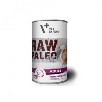 Raw Paleo Adult Dog Miel si Morcovi 400 g imagine