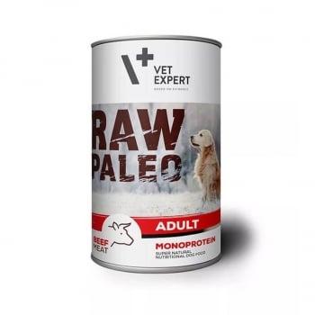 Raw Paleo Adult Dog Vita si Orez 400 g imagine