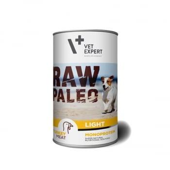 Raw Paleo Adult Light Dog Curcan si Cartofi 400 g imagine