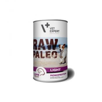 Raw Paleo Adult Light Dog Miel si Morcovi 400 g imagine
