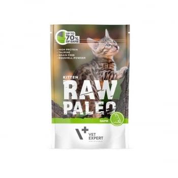 Raw Paleo Kitten Cat Vanat, 100 g imagine