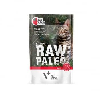 Raw Paleo Kitten Cat Vita, 100 g imagine