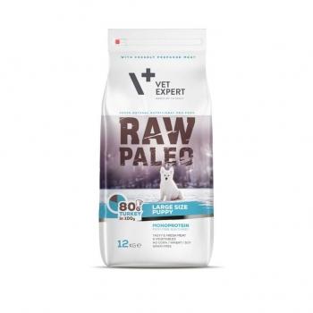 Raw Paleo Large Breed Puppy Dog 12 kg imagine