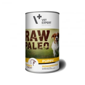 Raw Paleo Puppy Curcan si Cartofi 400 g imagine