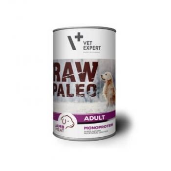 Raw Paleo Puppy Miel si Morcovi 400 g imagine