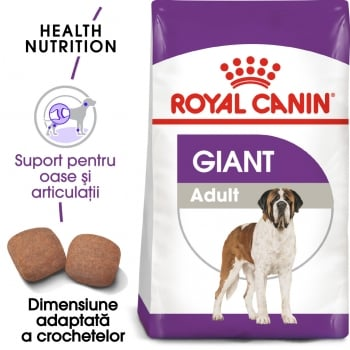 Royal Canin Giant Adult, hrană uscată câini, 15kg