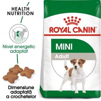 Royal Canin Mini Adult, hrană uscată câini, 8kg