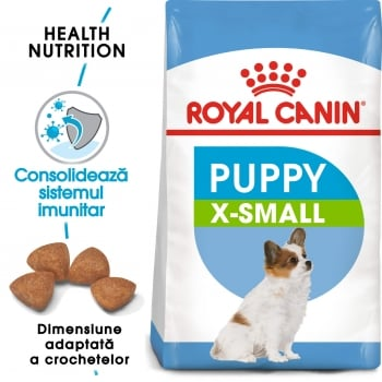 Royal Canin X-Small Puppy, 500 g