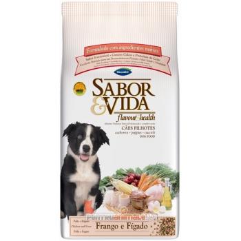 Sabor e Vida Junior  15 kg