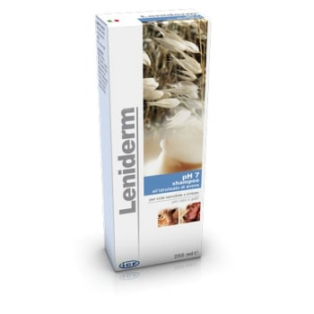 Sampon Antipruriginos, Leniderm, 250 ml imagine