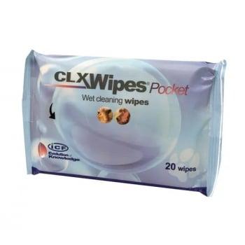 Servetele Umede cu Clorhexidina CLX, 20 buc imagine