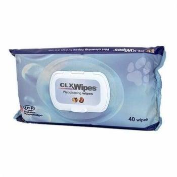 Servetele Umede cu Clorhexidina CLX, 40 buc imagine