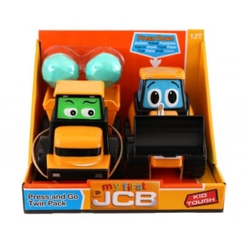 Set De Constructie Golden Bear Press And Go Twin Pack