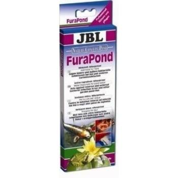 Solutie pentru iaz JBL FuraPond, 24 tablete imagine