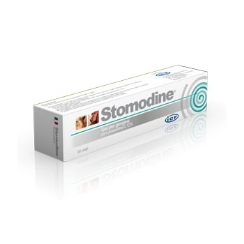 Gel Antiseptic Stomodine, 30 ml