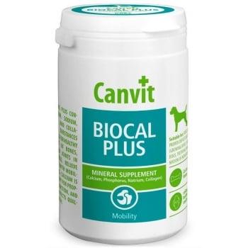 Imagine 100.95 lei - Supliment Nutritiv Pentru Caini Canvit Biocal Plus, 1 Kg