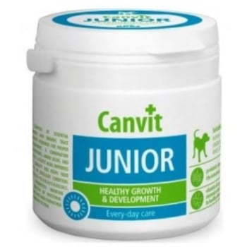 Supliment Nutritiv pentru Caini Canvit Junior, 100 g imagine