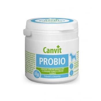 Supliment Nutritiv pentru Caini Canvit Probio, 100 g imagine