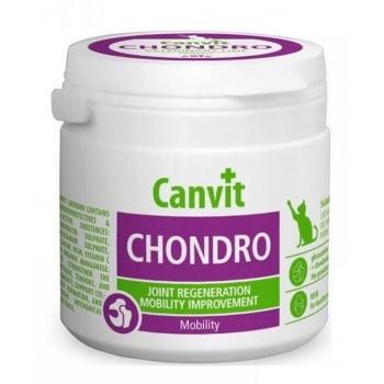Supliment Nutritiv pentru Pisici Canvit Chondro, 100 g imagine