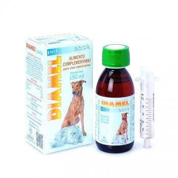 Supliment Pentru Caini Si Pisici Diamel Pets, 30 ml imagine