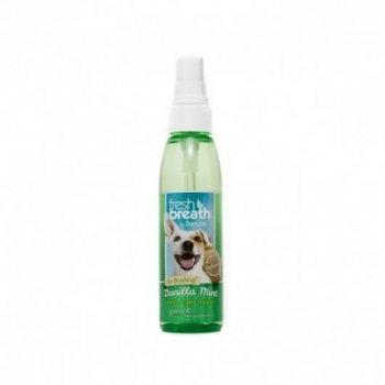 Vanilla Mint TropiClean Oral Care Spray, 118 ml