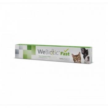 WEPHARM WeBiotic Fast, suplimente digestive câini și pisici, pastă orală, 30ml
