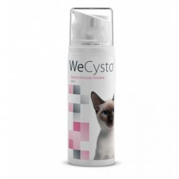 WEPHARM WeCysto, suplimente urinare pisici, 100ml