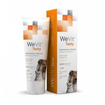 WEPHARM WeVit Tasty, multivitamine pisici, 100gr