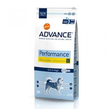 Advance Dog Adult Performance 15 kg
