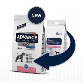 Advance VD Dog Atopic Derma Care, 12 kg