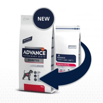 Advance Dog Diabetes Colitis 12 kg