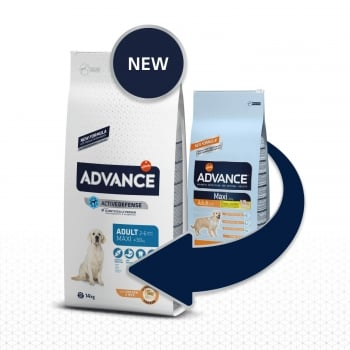 Advance Dog Maxi Adult, 14 kg