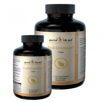 Supliment Nutritiv AniVital Feli Immun 140 tablete