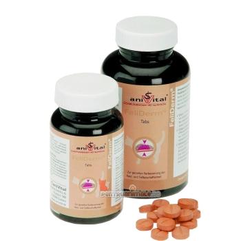 Supliment Nutritiv Anivital FeliDerm 260 tablete