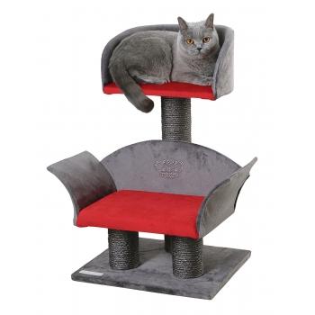 Ansamblu De Joaca Pentru Pisici Kerbl Lounge Deluxe, 70 Cm