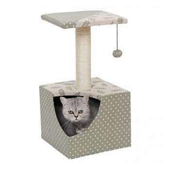 Ansamblu pentru Pisici Miau Miau Box New Fashion 30*30*57 cm
