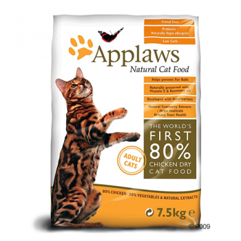 Applaws Cat Adult Pui 7,5 kg