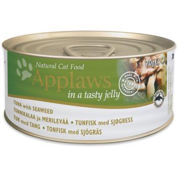 Applaws Cat Adult Ton si Alge Marine Conserva Aspic,156 g