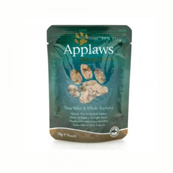 Applaws Cat Adult File de Ton si Ansoa Plic 70 g