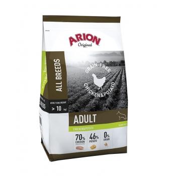 Arion No Grain Pui si Cartof, 12 Kg