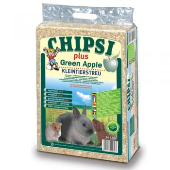 Asternut Chipsi Green Apple 60 l