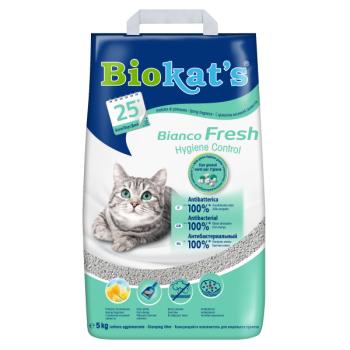 Asternut Igienic pentru Pisici, Biokat's Fresh, 5 kg imagine