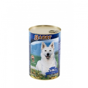 Barry Adult Dog cu Mix de Carne, 1150 g