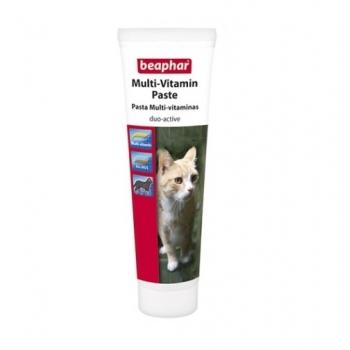 Supliment Beaphar Cat Paste Multivitamin, 100 g