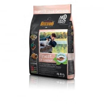 Belcando Finest Grain Free Cu Somon, 4 Kg imagine