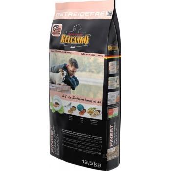 Belcando Finest Grain Free Cu Somon, 12.5 Kg imagine