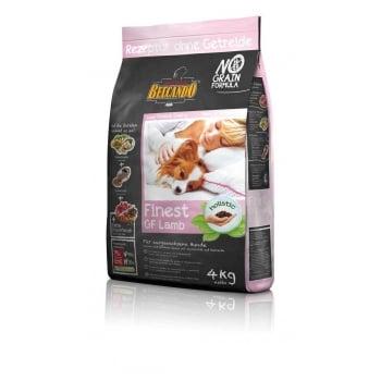 Belcando Finest Grain Free Cu Miel, 4 Kg imagine