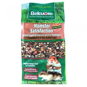 Belcuore Satisfaction Meniu Hamsteri 500 g imagine